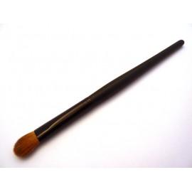 Eyeshadow brush large, without brand