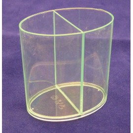 Plastic cup, 6,5x6 cm