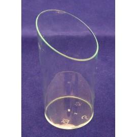 Plastic cup, 4x8 cm