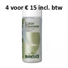 4 Color cleansers, Verfverwijderaar, Refectocil