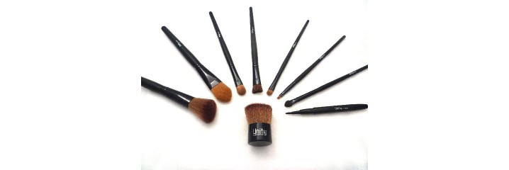 Kwasten, Unity Cosmetics
