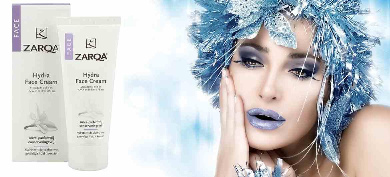 Zarqa caring Skin products