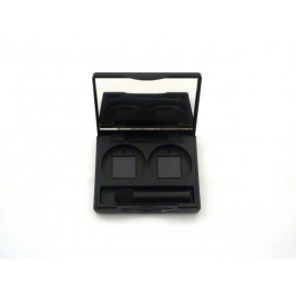 Box for two shades, empty, Unity Cosmetics