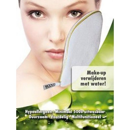 Cleansing glove, Ecoco cosmetic glove